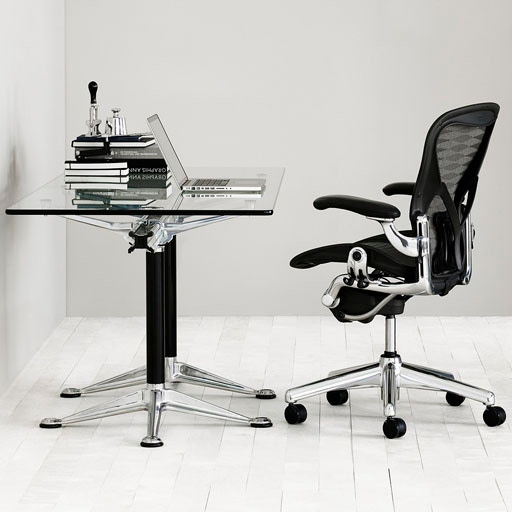 office mesh ergonomic all elastic w humanflex chair headrest