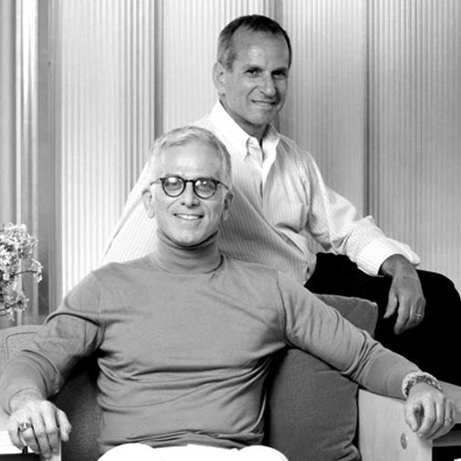 Paul Aferiat & Peter Stamberg