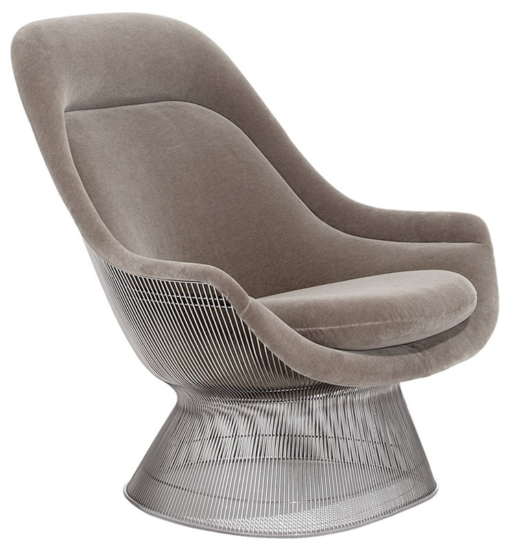 Knoll Warren Platner Easy Chair Gr Shop Canada