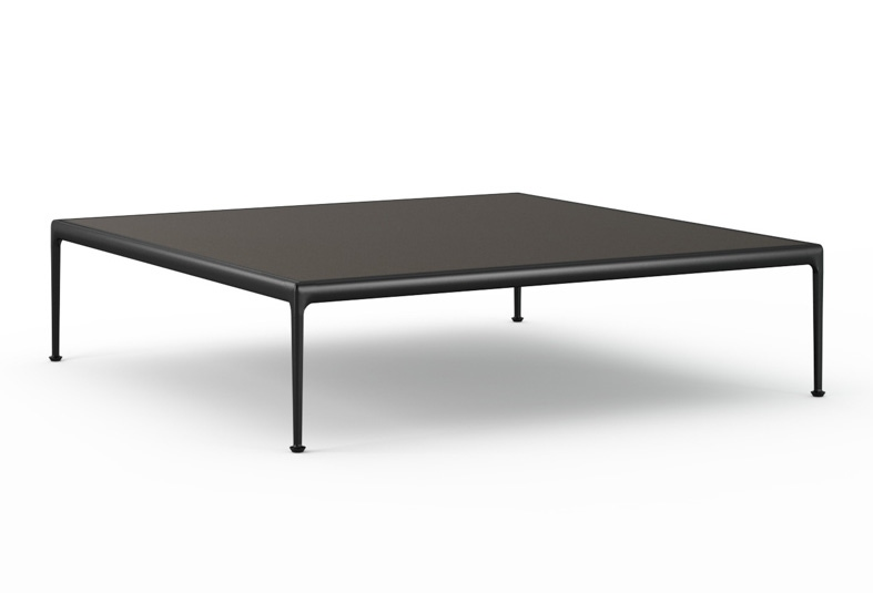 Richard schultz 1966 collection coffee table 60 x 60 for 60s coffee table