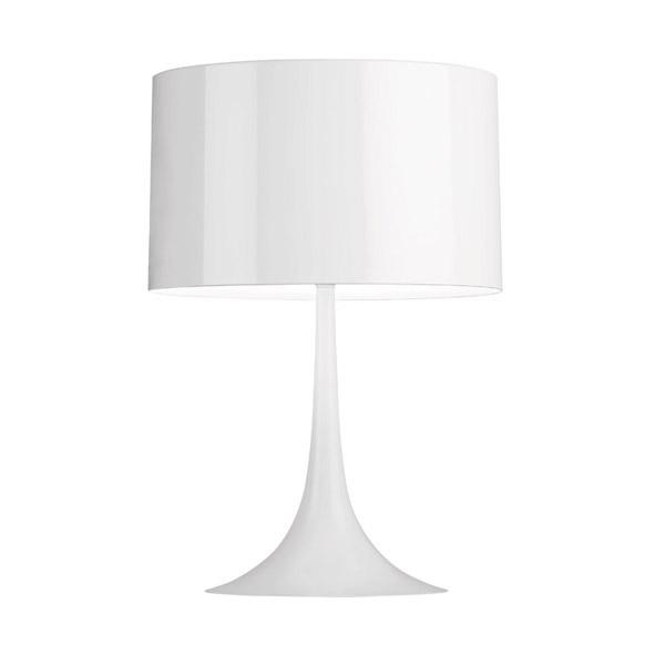 Flos spun t1t2 table lamp gr shop canada t1 shiny white aloadofball Gallery