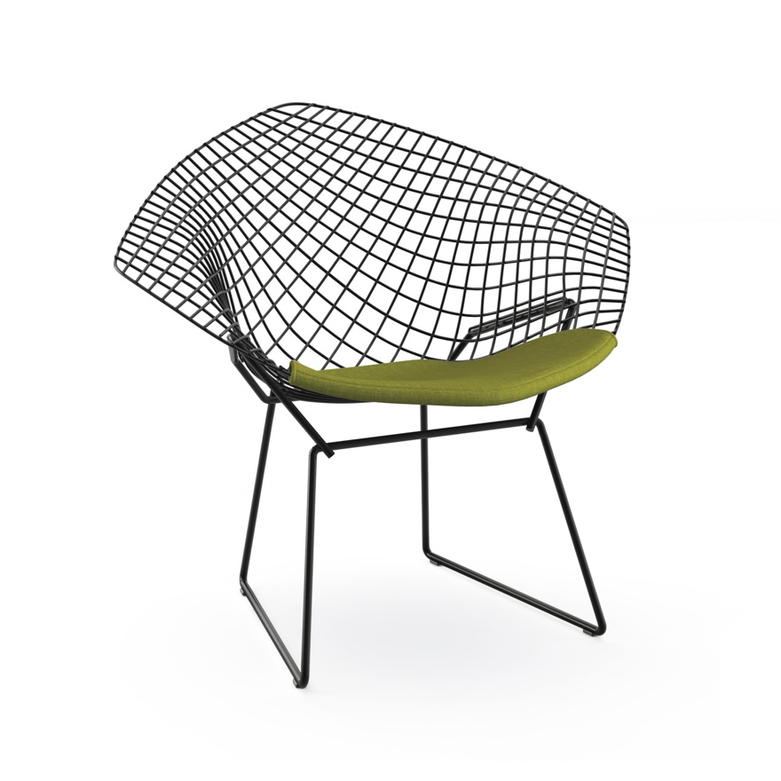 knoll harry bertoia diamond lounge chair gr shop canada. Black Bedroom Furniture Sets. Home Design Ideas