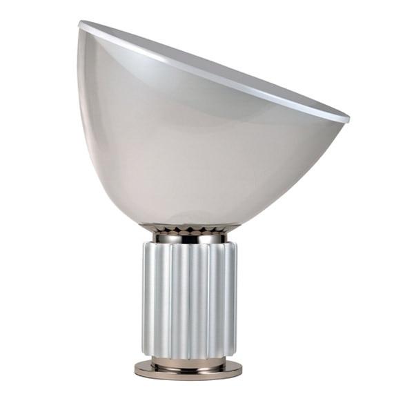 Flos taccia table lamp gr shop canada black adonized aluminum mozeypictures Gallery