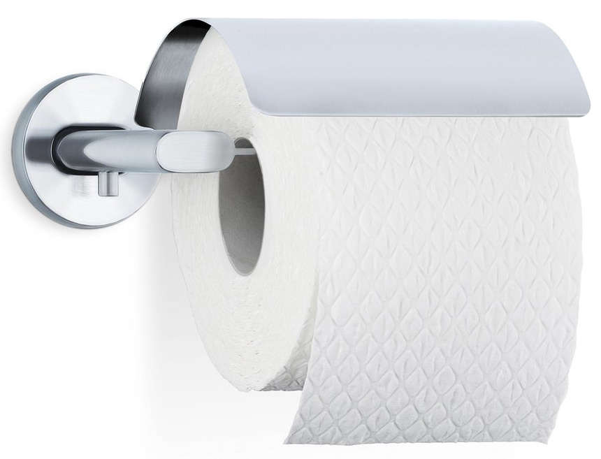Toilet Paper Holder : Blomus areo wall mounted toilet paper holder