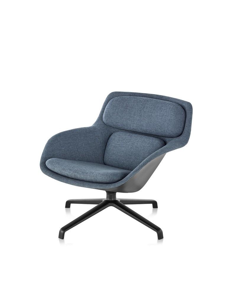 herman miller striad low back lounge chair gr shop canada. Black Bedroom Furniture Sets. Home Design Ideas