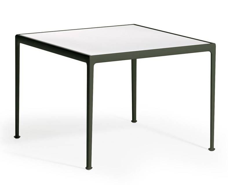 """Richard Schultz 1966 Collection Dining Table - 38"""" x 38"""""""