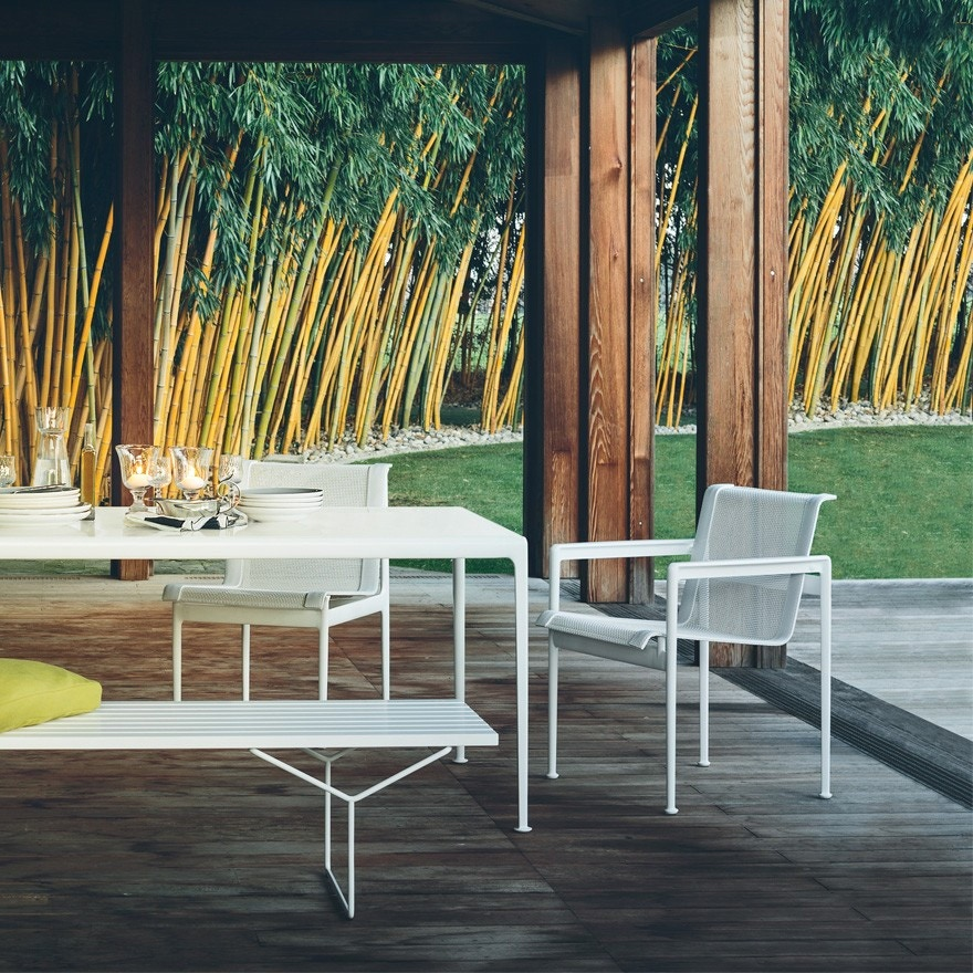 """Richard Schultz 1966 Collection Dining Table - 60"""" x 18"""""""