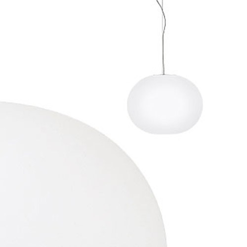 Flos Glo-Ball Suspension Lamp - S1 or S2