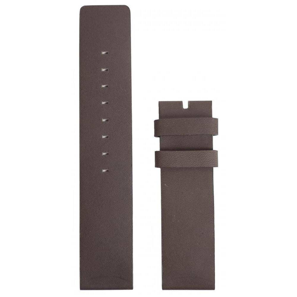 Leff Amsterdam Tube D42 Watch Leather Strap