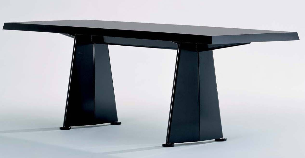 Vitra jean prouve trapeze table gr shop canada - Table basse jean prouve ...