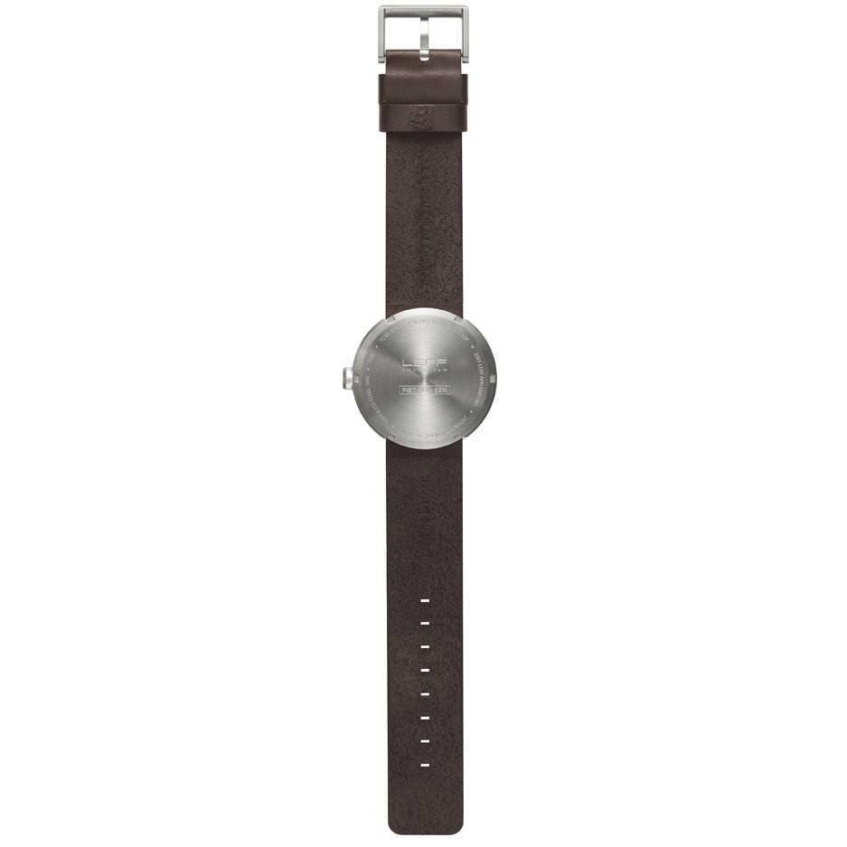 Leff Amsterdam Tube D42 Steel Watch