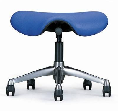 Humanscale Freedom Chair Pony Saddle Seat Gr Shop Canada