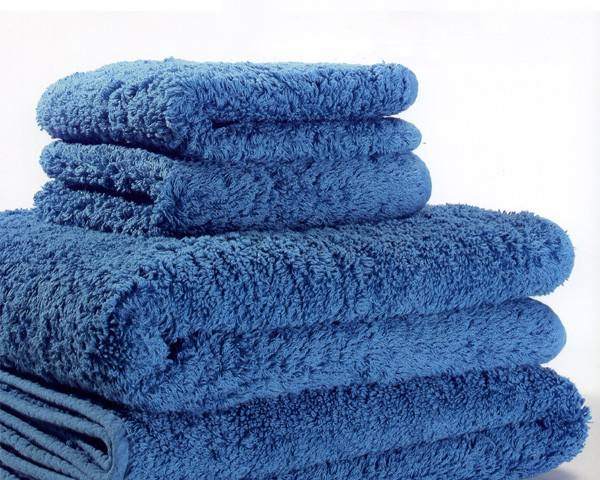 """Abyss Super Pile Hand Towel, 17""""x30"""""""