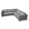 Gus modern adelaide bi sectional gr shop canada for Cheap modern furniture adelaide