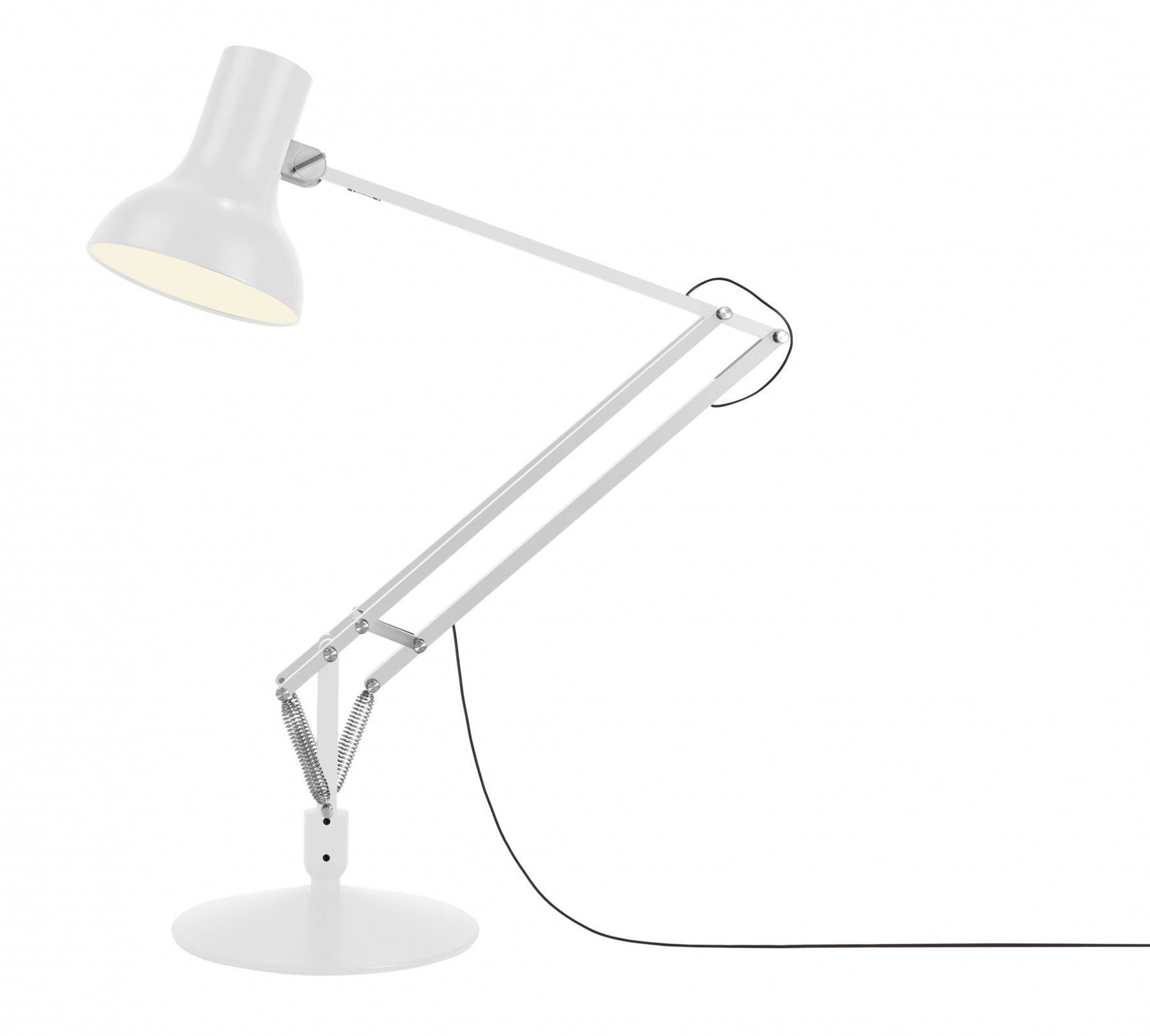 Anglepoise type 75 giant floor lamp gr shop canada - Giant anglepoise lamp ...