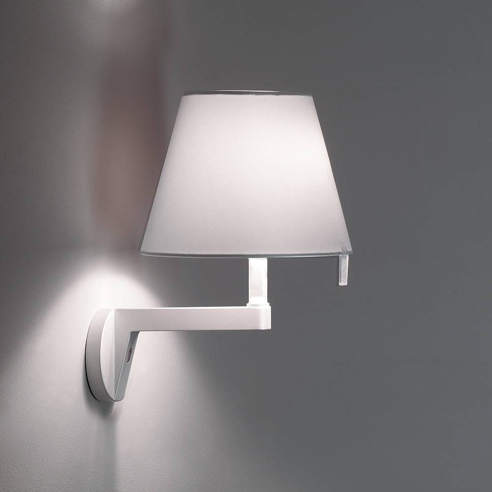 Artemide Melampo Mini Wall Lamp Q Gr Shop Canada