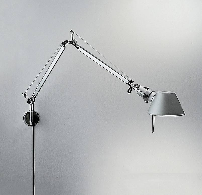 artemide tolomeo mini led wall lamp gr shop canada. Black Bedroom Furniture Sets. Home Design Ideas