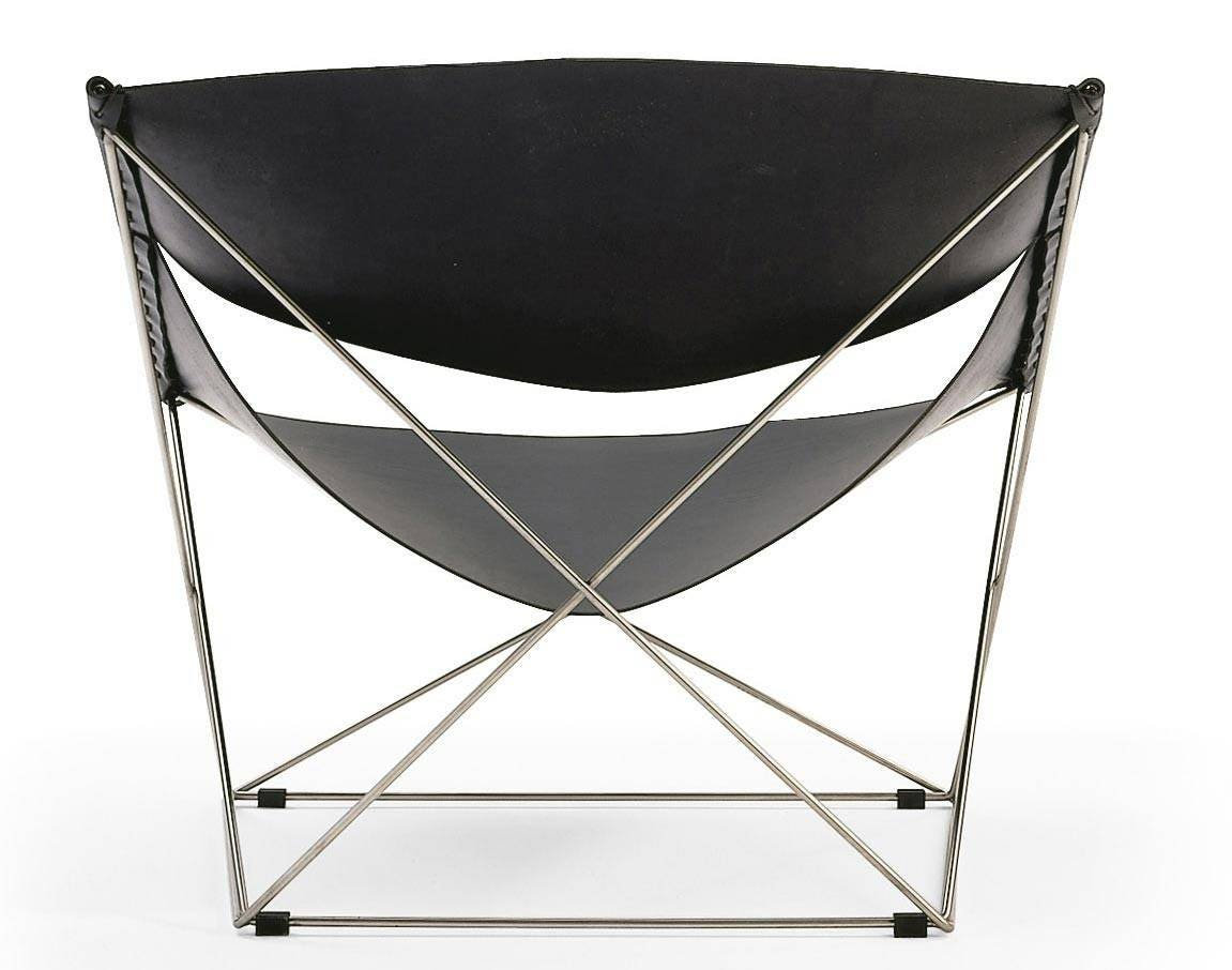 Butterfly chair black - 1