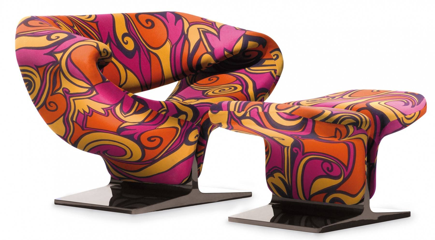 Artifort Ribbon Lounge Chair