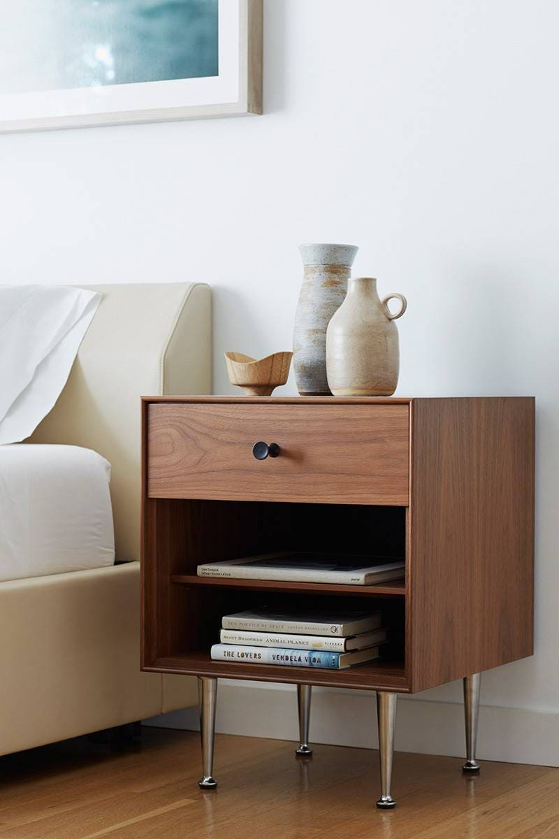 herman miller nelson thin edge bedside table gr shop canada thin bedside table lenassweethome furniture ideas
