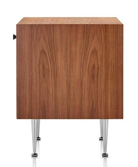 herman miller nelson thin edge bedside table gr shop canada thin bedside table images ideas decorating small bedroom