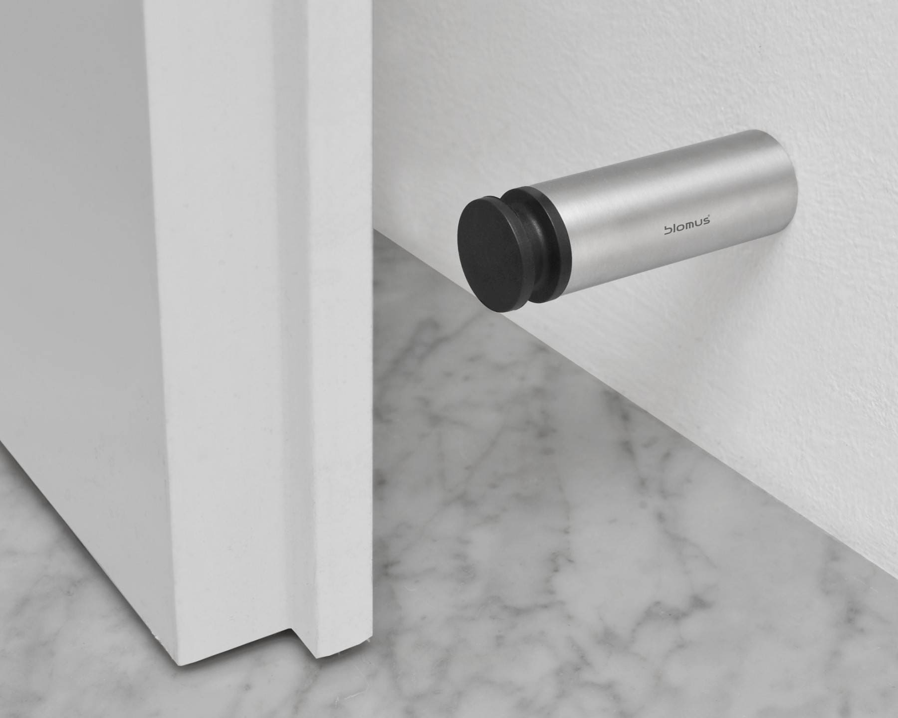 blomus entra door stop wall mounted  gr shop canada -