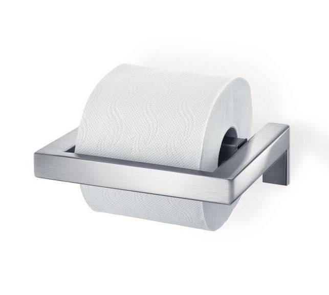 blomus menoto wall mounted toilet paper holder gr shop canada. Black Bedroom Furniture Sets. Home Design Ideas