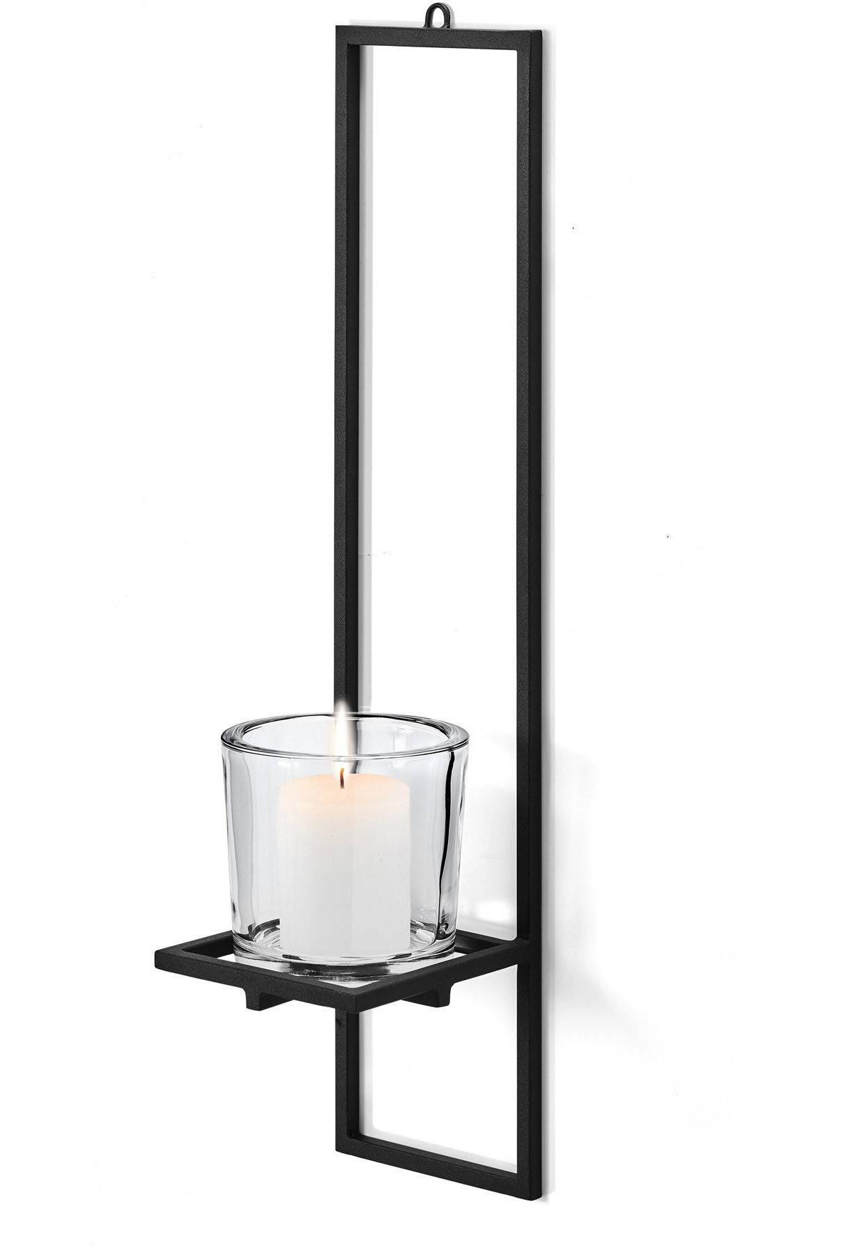 Wall mounted candle holder 1