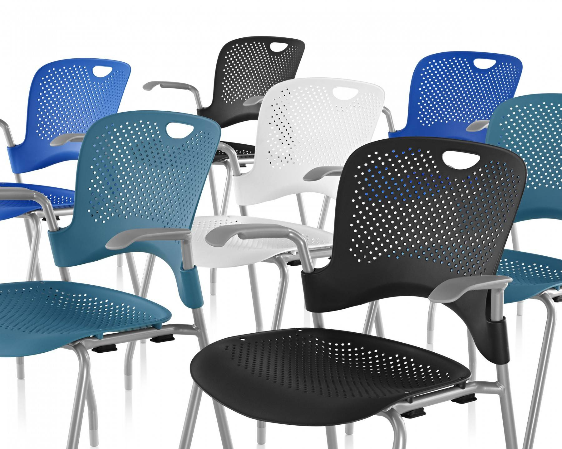herman miller caper® chair  stacking chair  gr shop canada -