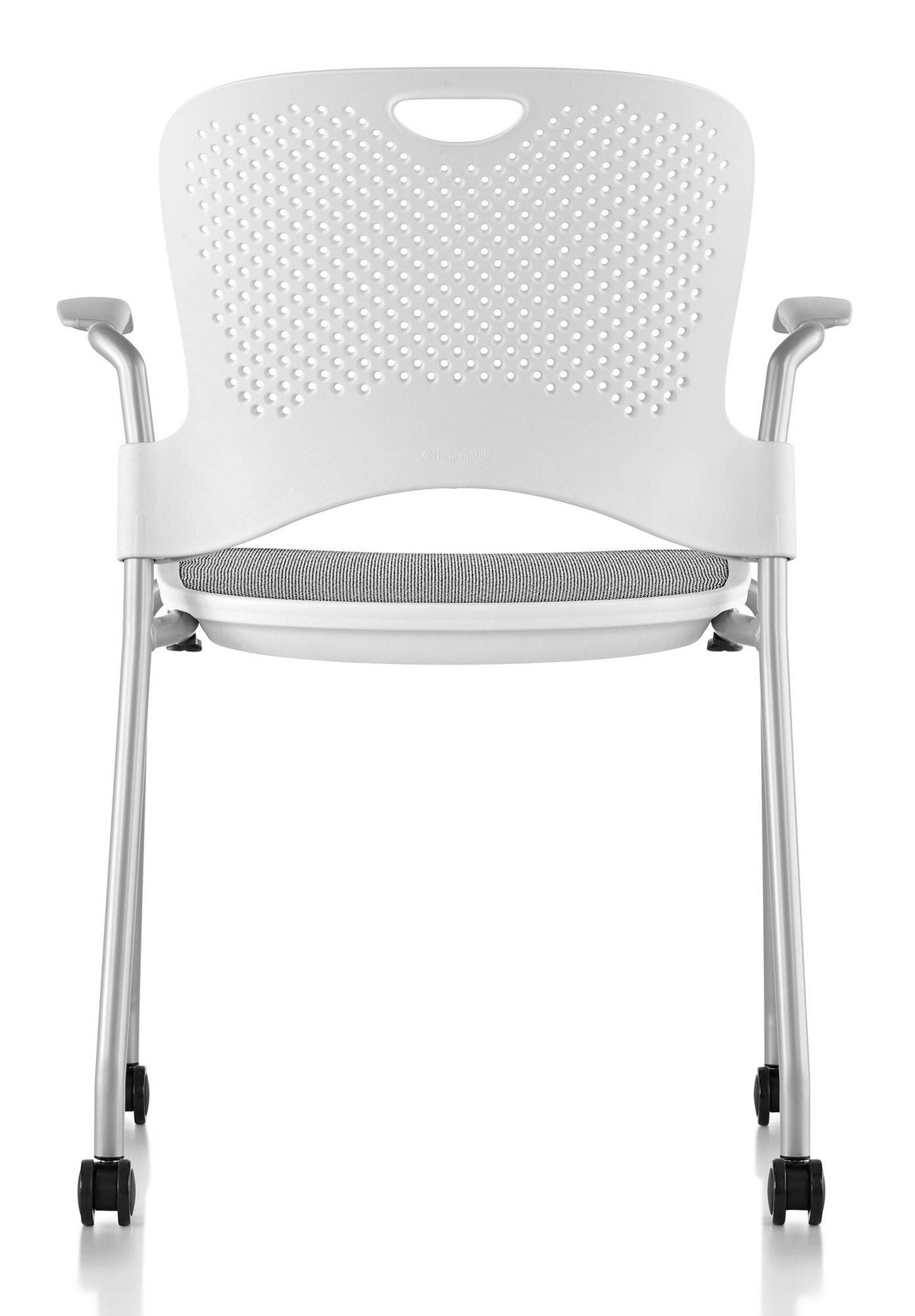Herman Miller Caper 174 Stacking Chair With Flexnet Gr