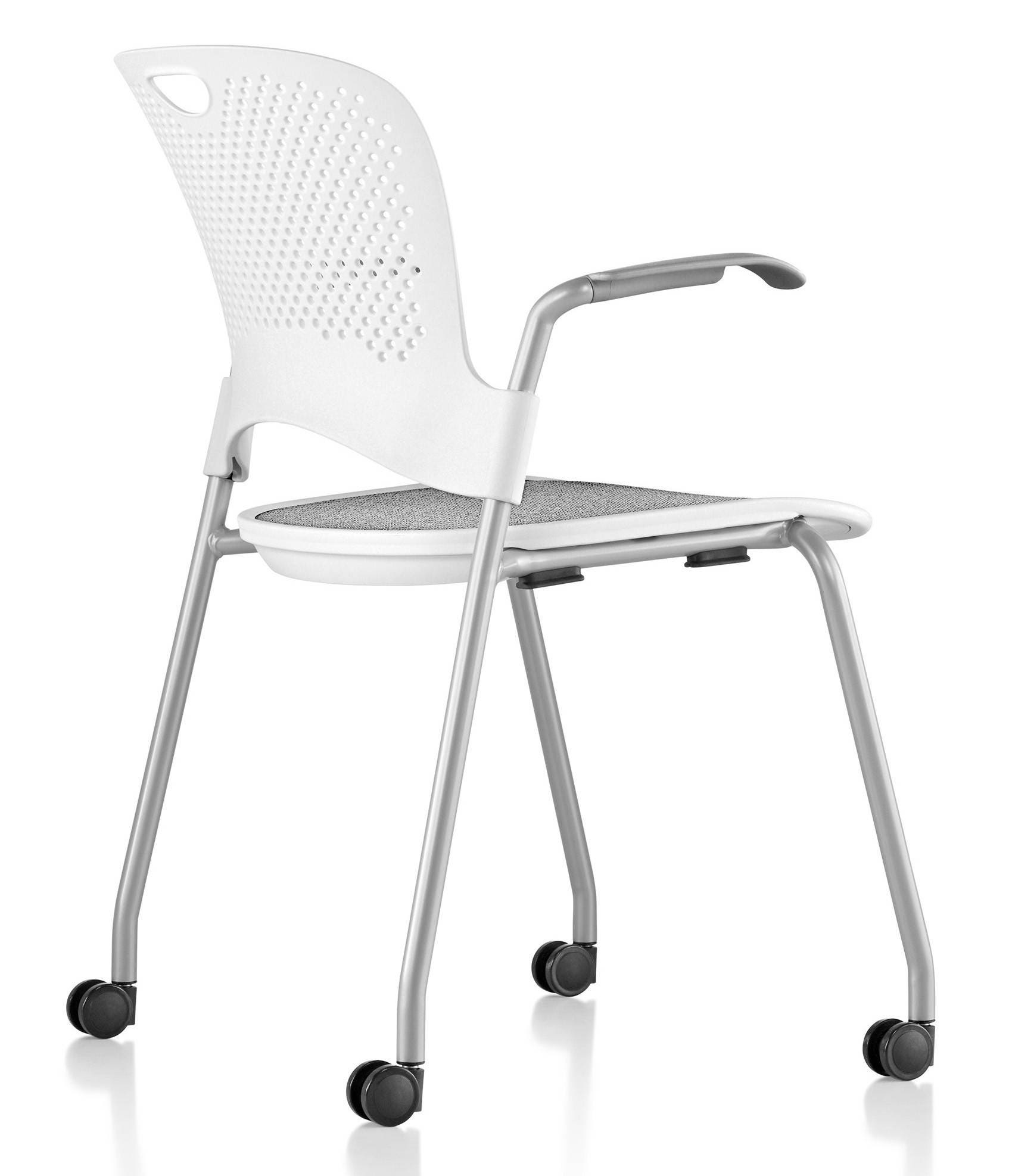 herman miller caper® chair  stacking  with flexnet™  gr shop canada -
