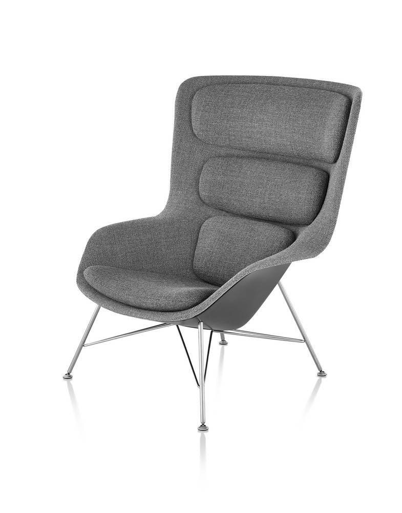 Herman Miller Striad High-Back Lounge Chair