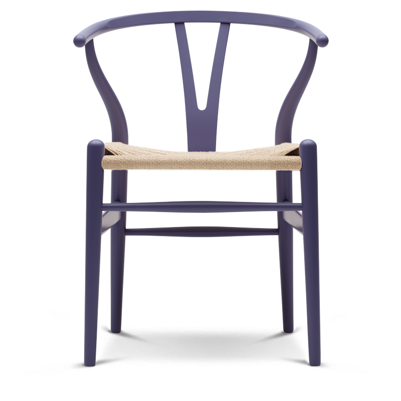 Carl Hansen & Son CH24 Wishbone Chair with CHS Colours (Priced Each, Sold in Sets of 2)