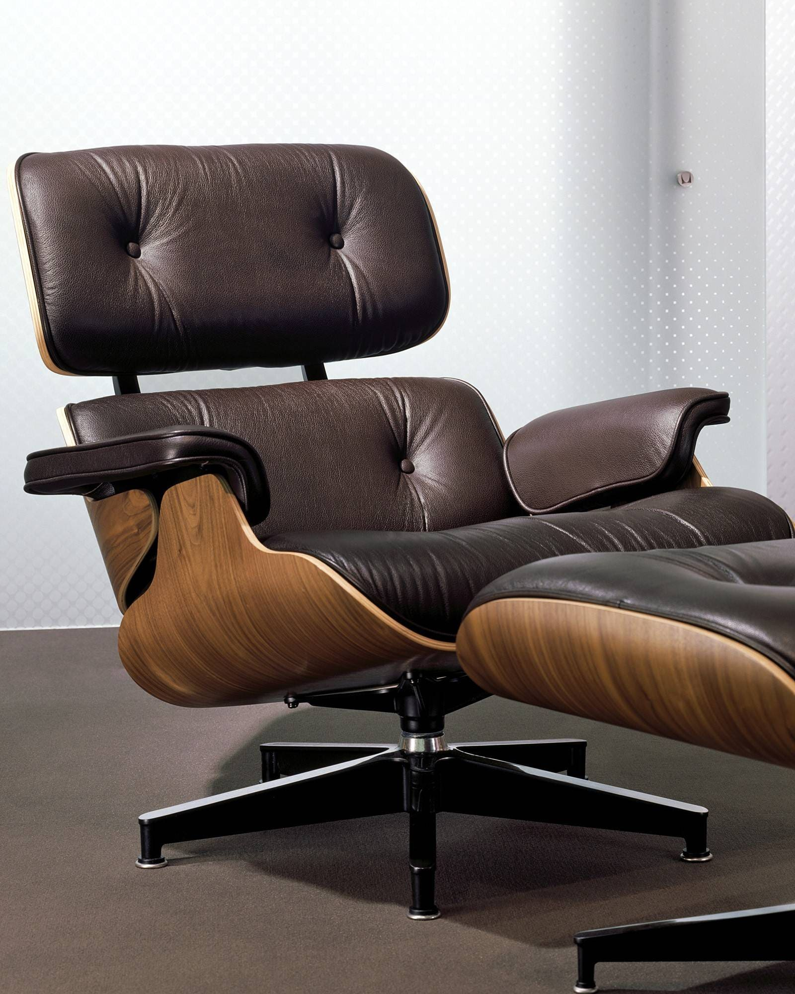 Herman miller eames lounge chair and ottoman gr shop canada for Fauteuil eames imitation