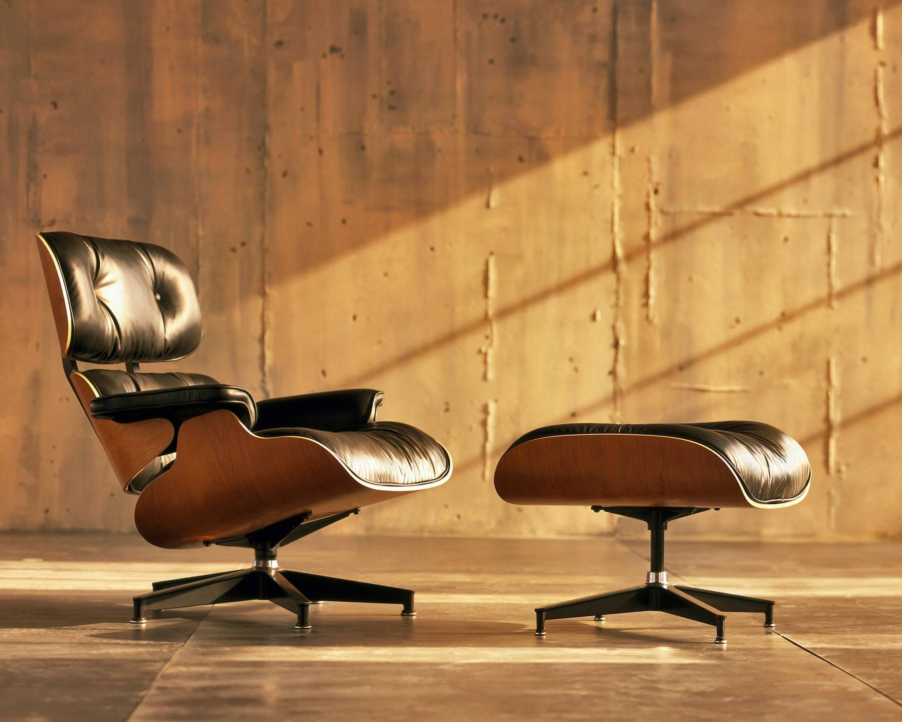 Herman Miller Eames® Lounge Chair and Ottoman