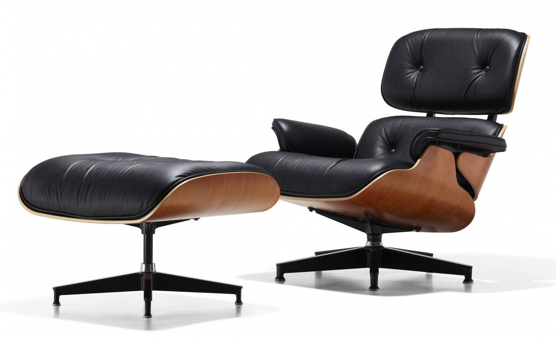Herman miller eames chair replica: mid century eames style lounge