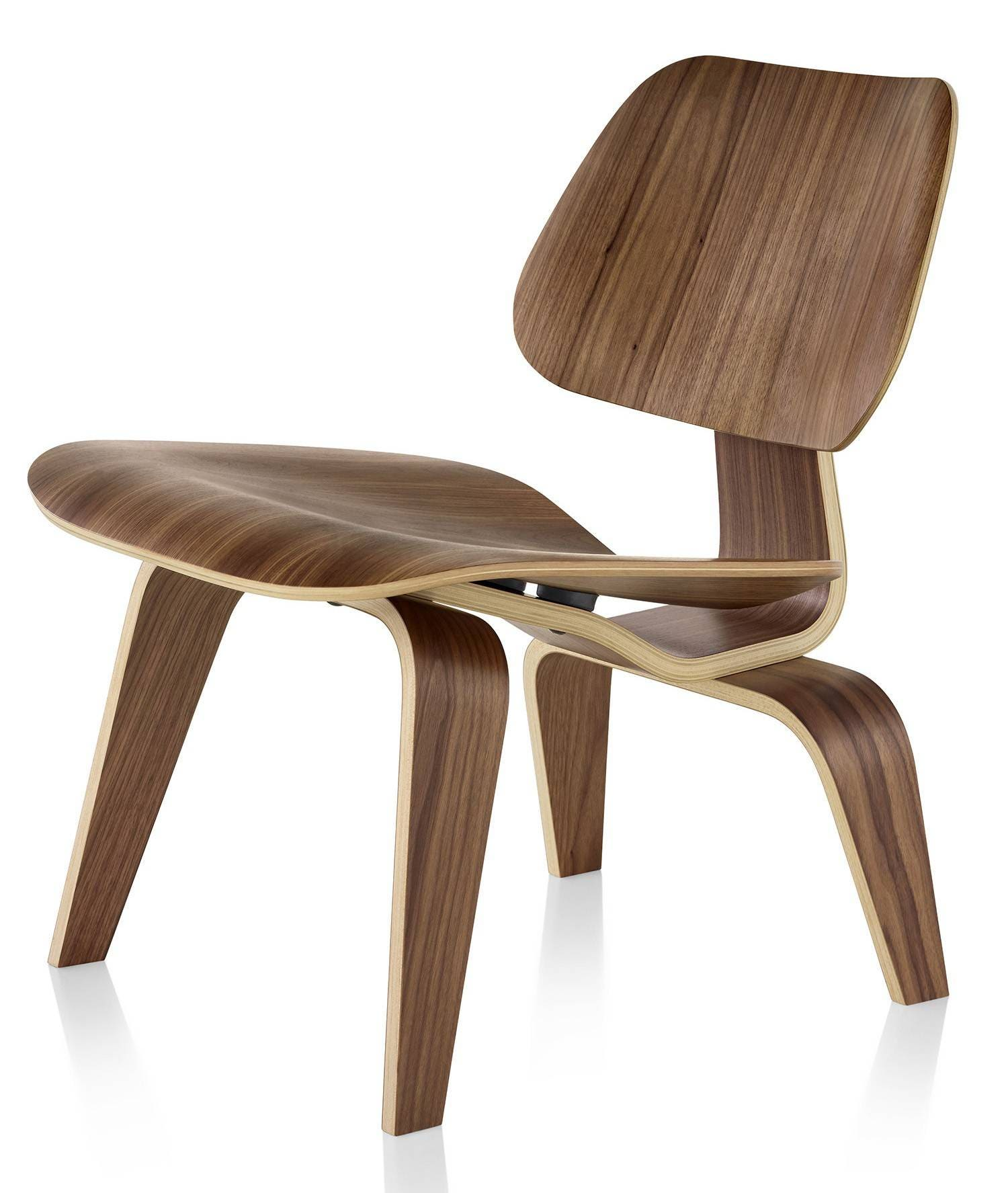 Exceptionnel ... Lounge Chair   Wood Legs. 1