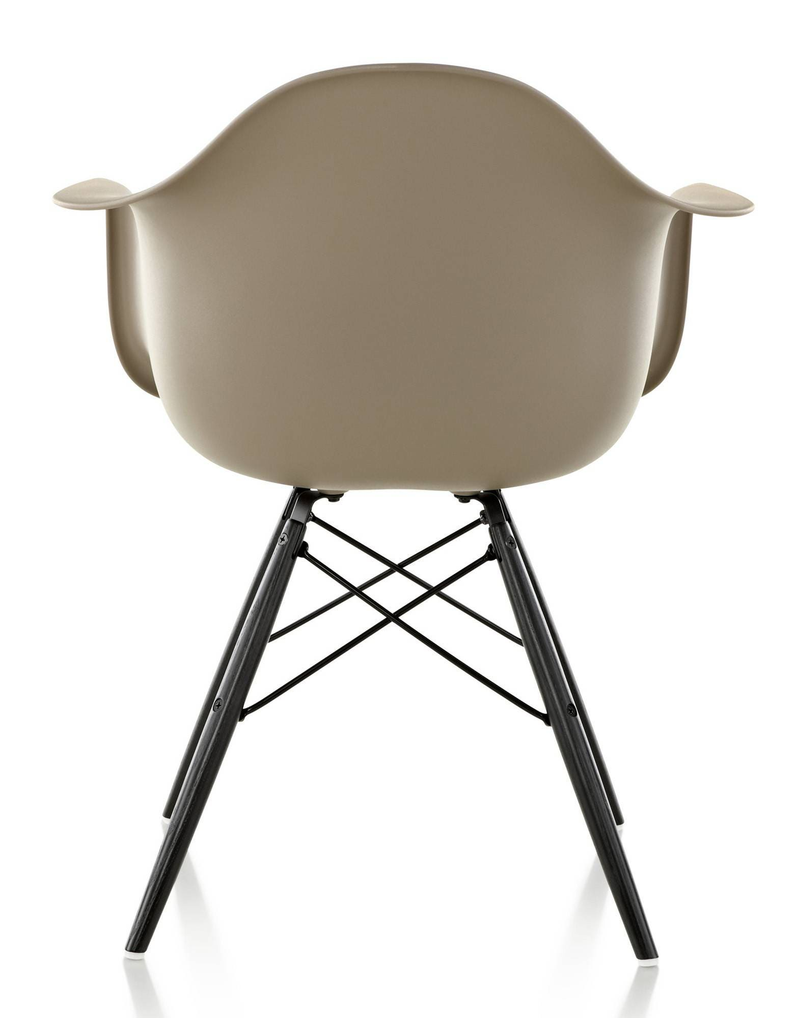 herman miller eames molded plastic armchair gr shop canada