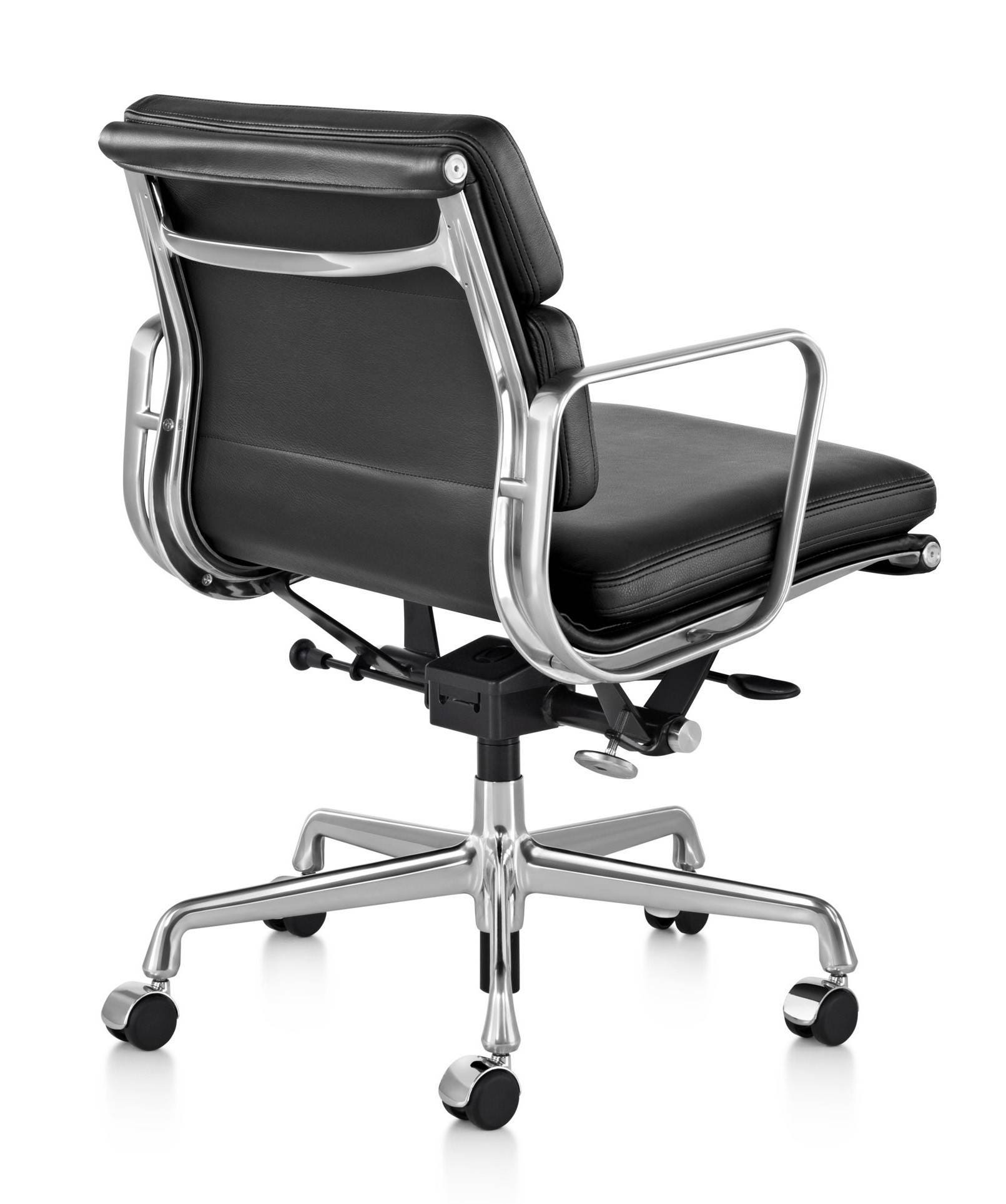 herman miller eames® soft pad chair  management chair  gr shop  -