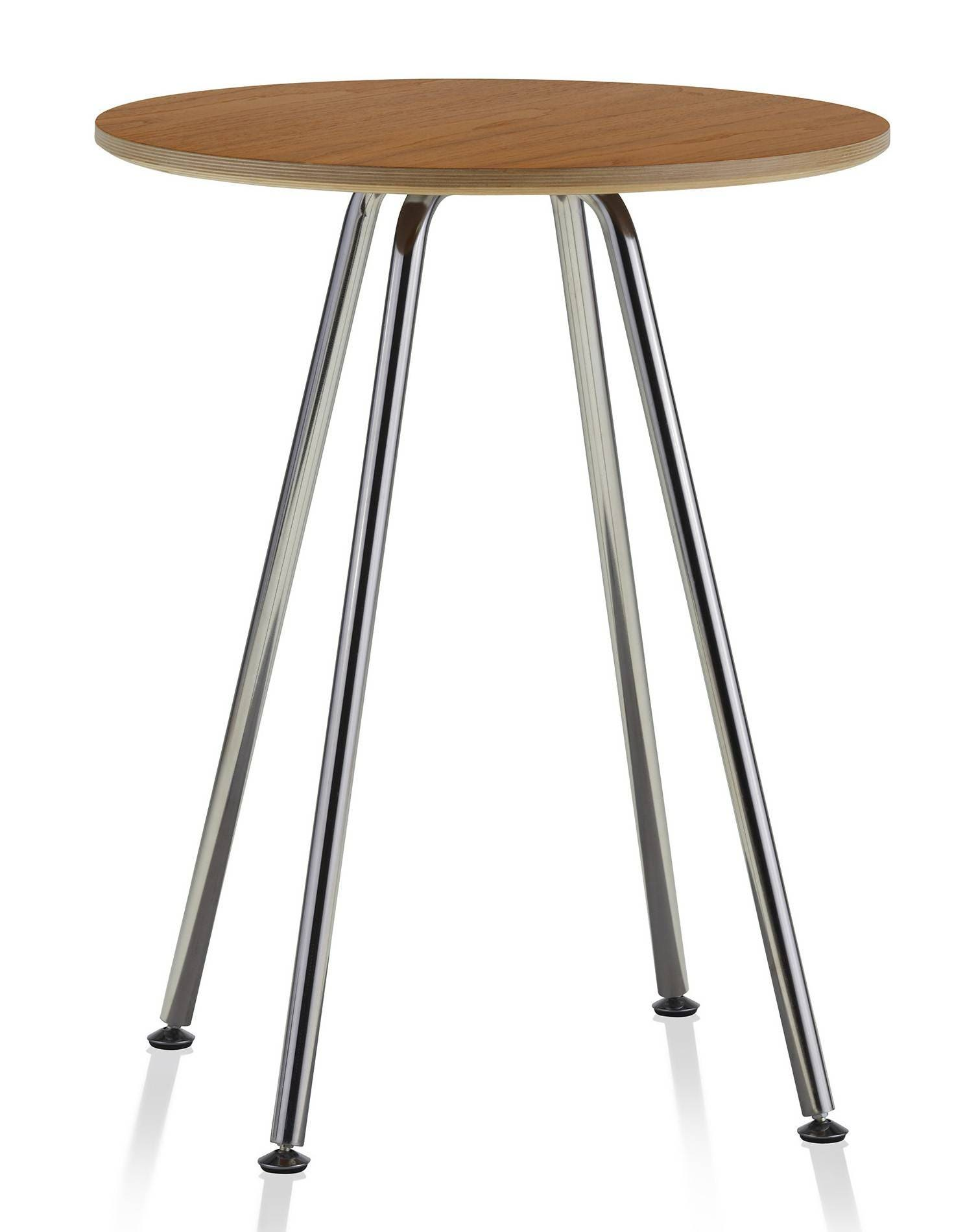 herman miller eames swoop work side table gr shop canada. Black Bedroom Furniture Sets. Home Design Ideas