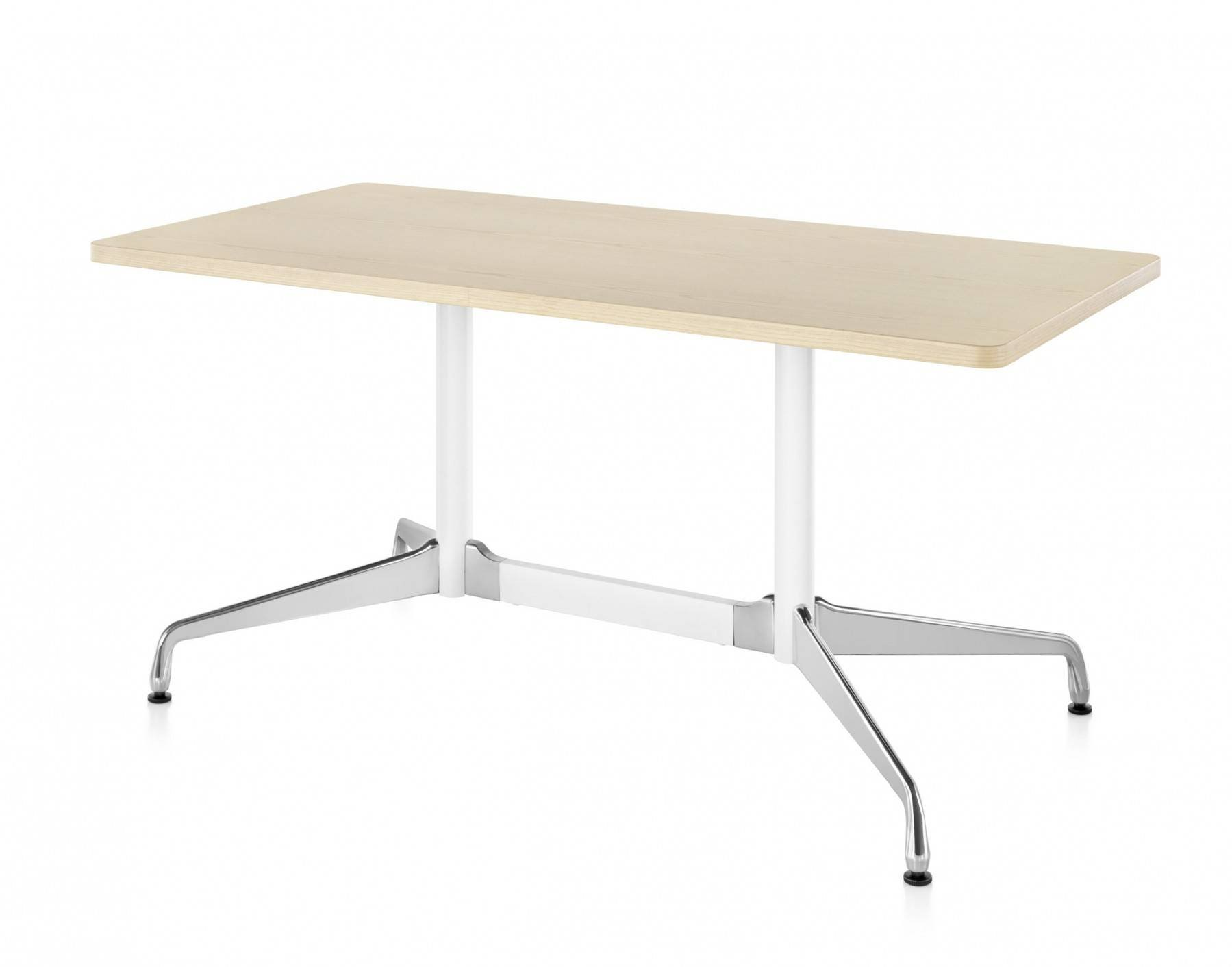 Herman Miller Eames Conference Table Rectangular With Segmented Base 1