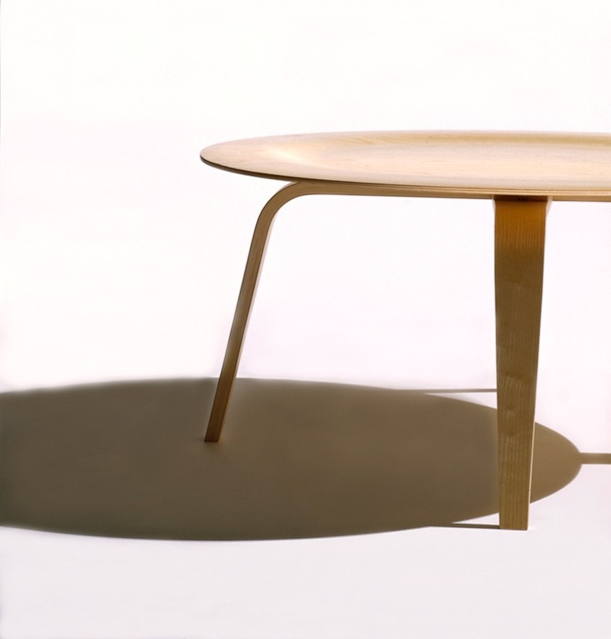 Herman Miller Eames Molded Plywood Table Coffee Table Gr Shop Canada
