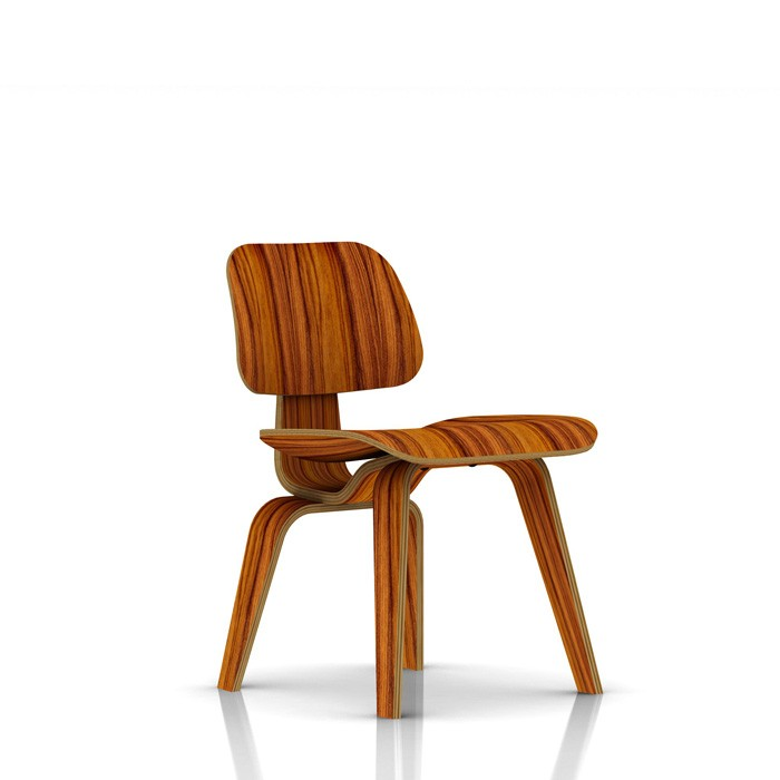 Herman Miller Eames Molded Plywood Dining Chair Wood