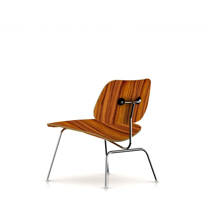 Herman Miller Eames Molded Plywood Lounge Chair Metal Legs GR Shop Canada