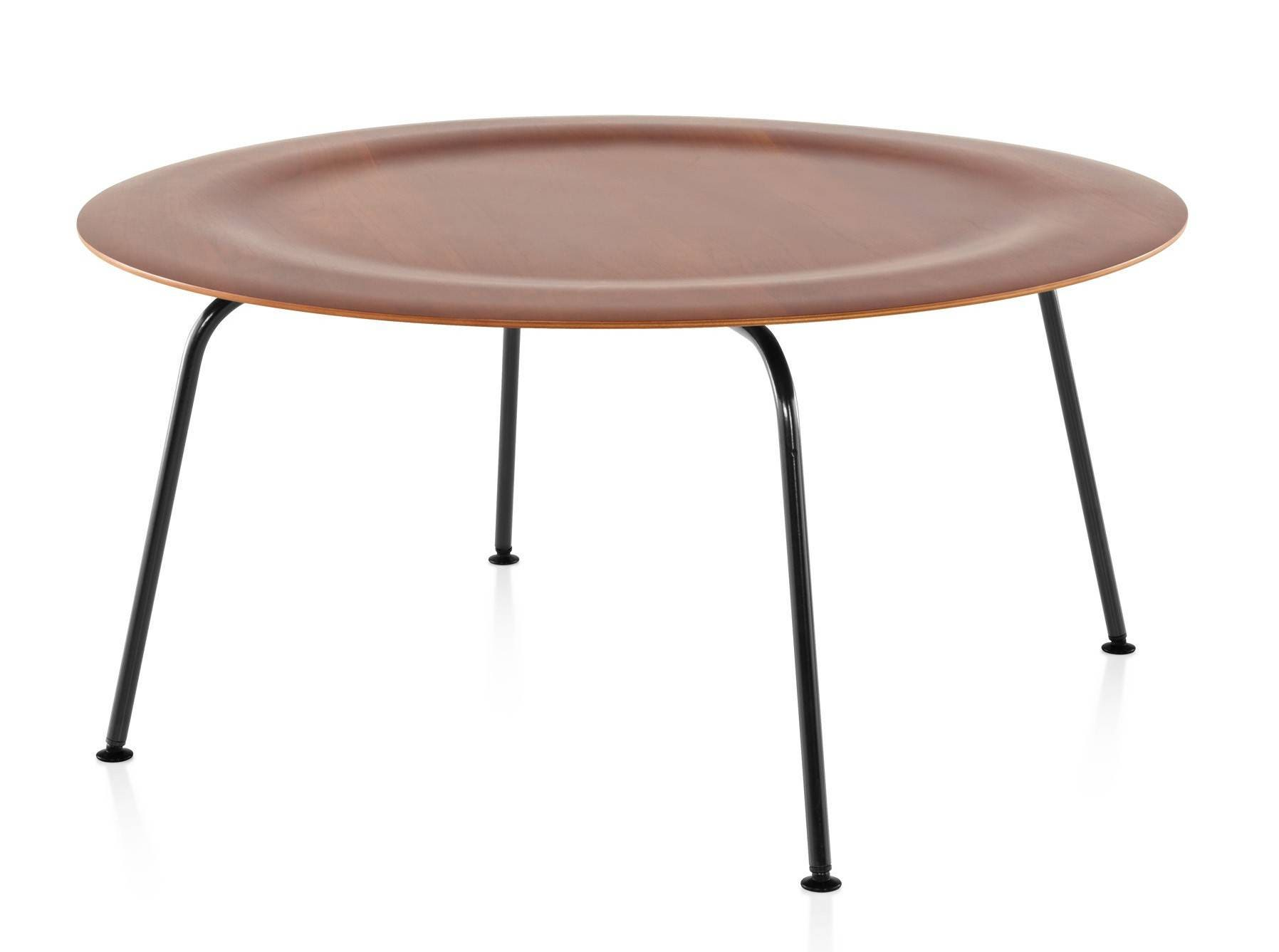 Herman Miller Eames Molded Plywood Coffee Table Metal Base Gr Shop Canada