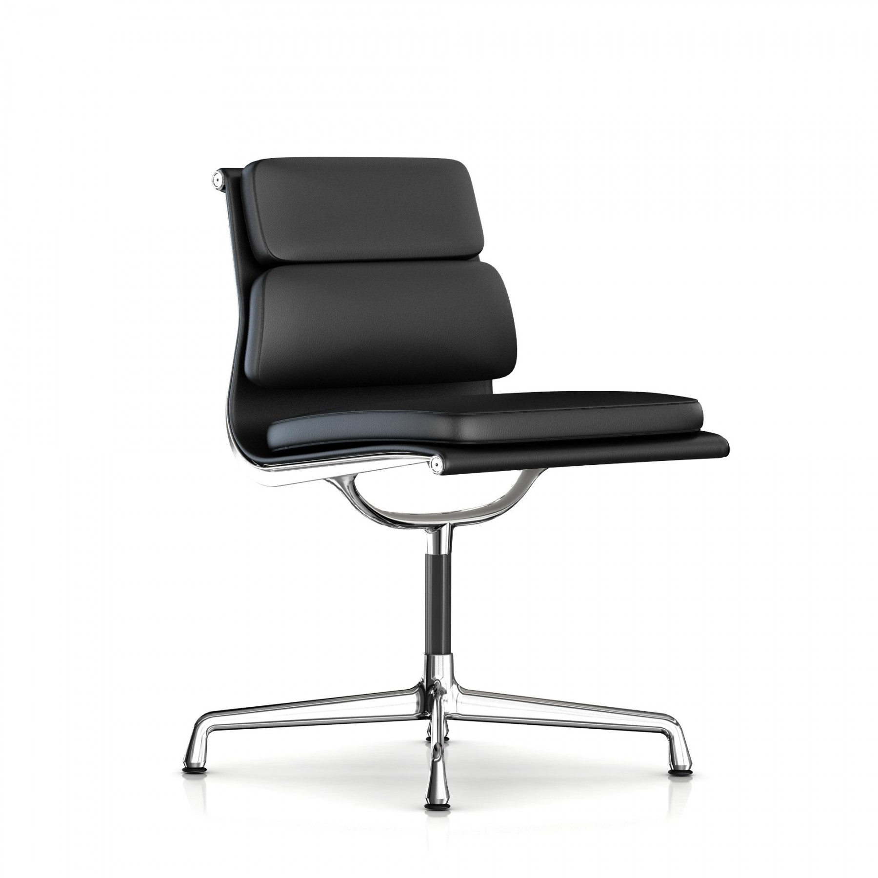 herman miller eames soft pad chair side chair gr shop. Black Bedroom Furniture Sets. Home Design Ideas