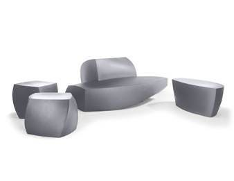 Heller Frank Gehry Furniture Collection Left Twist Cube   GR Shop ...
