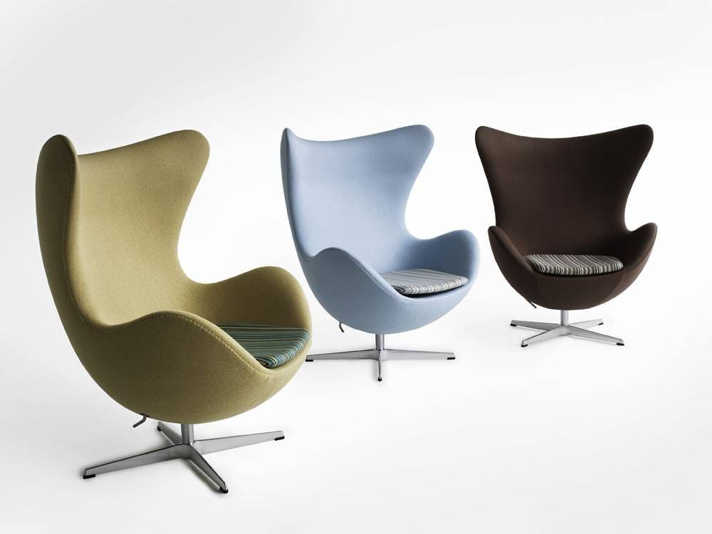 Fritz Hansen Egg Chair Gr Shop Canada