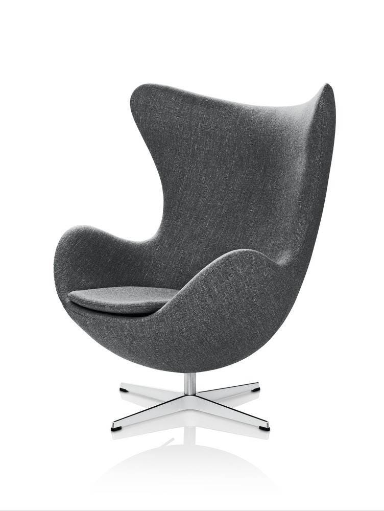fritz hansen egg chair gr shop canada. Black Bedroom Furniture Sets. Home Design Ideas