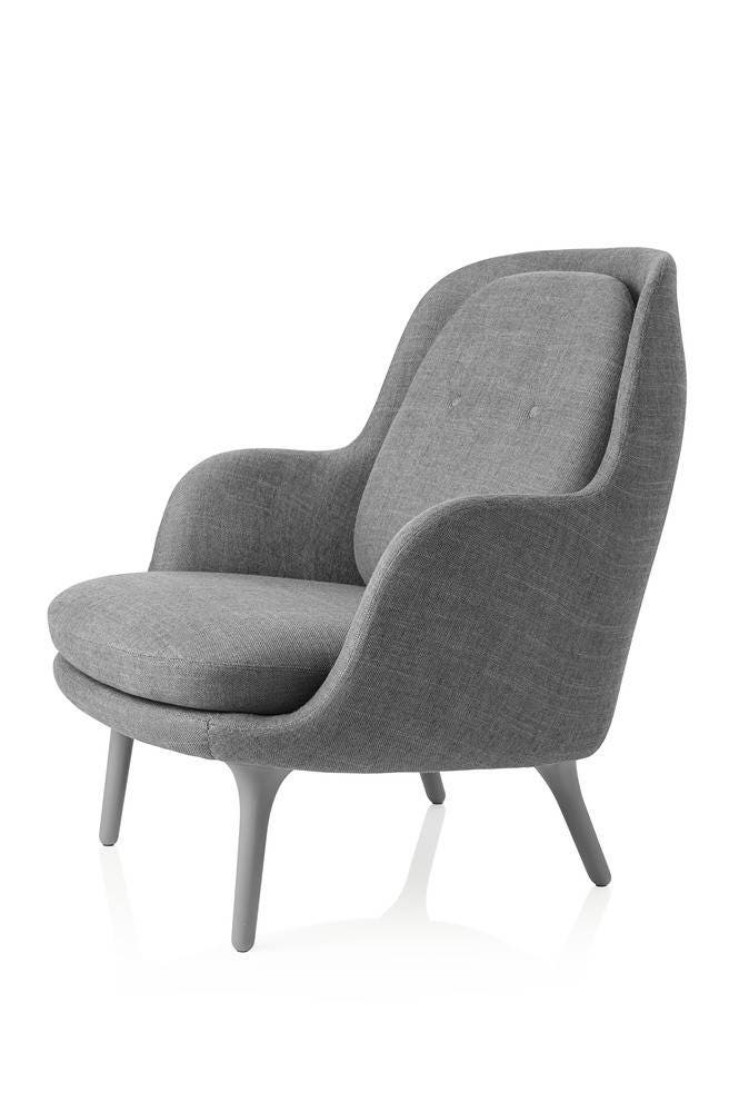 Fritz Hansen Fri Lounge Chair